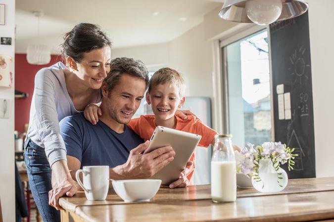 wifi i hemmet